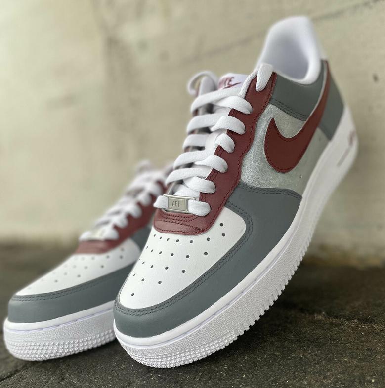 Concrete Jungle Custom Sneakers